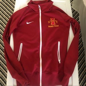 Nike Iowa state dance team sweatshirt